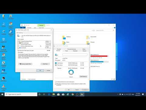 How To Check For Drive Errors and Clean Disk In Windows 10