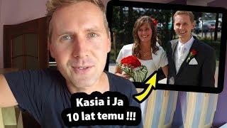Jak Wyglądaliśmy 10 Lat TEMU? W Dniu Ślubu ?!? - Specjalnie dla WIDZÓW :-) (Vlog #338)