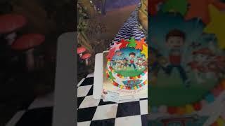 видео торт на день рождения ребенку недорого в