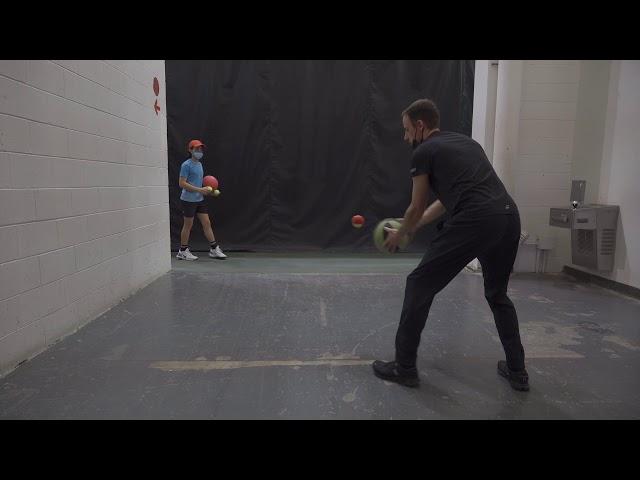 Capsule retour au jeu 1: Coordination oeil-main