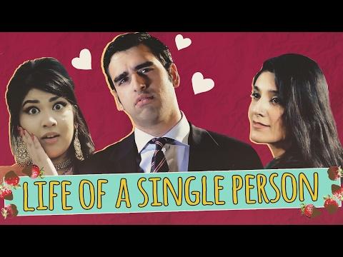 Life of a Single Person | MangoBaaz