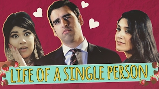 Life of a Single Person | MangoBaaz