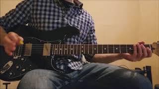 "Radiohead - ""Optimistic"" How to Play Guitar Tutorial Lesson"
