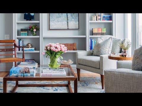 Interior Design: An Elegant Condo Where Traditional-Meets-Modern