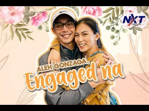Alex Gonzaga, Engaged Na | NXT