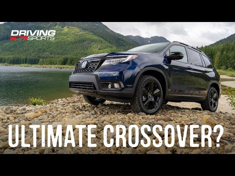 2019 Honda Passport AWD Elite Review and Off-Road Tests