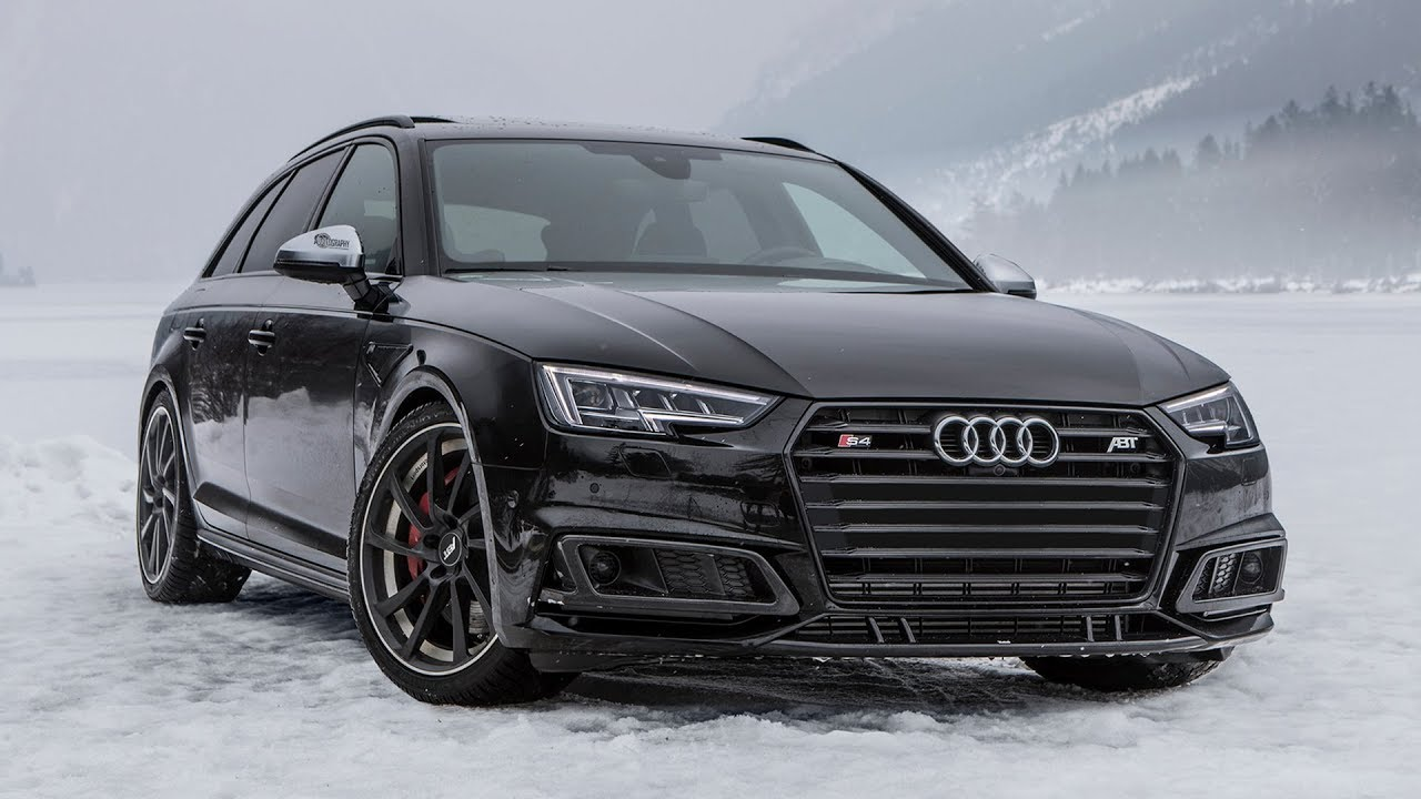 2018 Audi S4 Abt Avant 425hp550nmv6turbo Better Than An Rs4