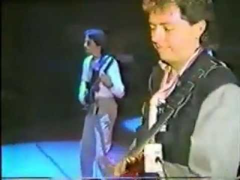 Toto Japan Tour Footage Circa Isolation
