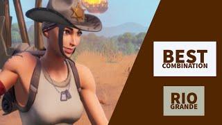 Best Combos | Rio Grande | Fortnite Skin Review