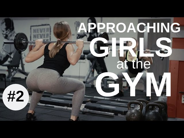 Approaching Girls at The Gym #2 - While They Are Working Out (With Infield)