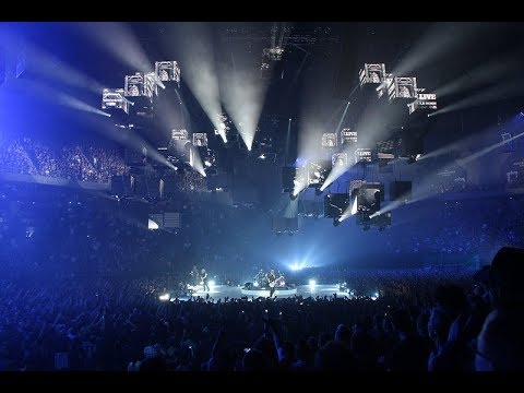 METALLICA - Leper Messiah live in Paris, 08 September 2017 (Multi-Cam - HQ Sound LiveMet.com)