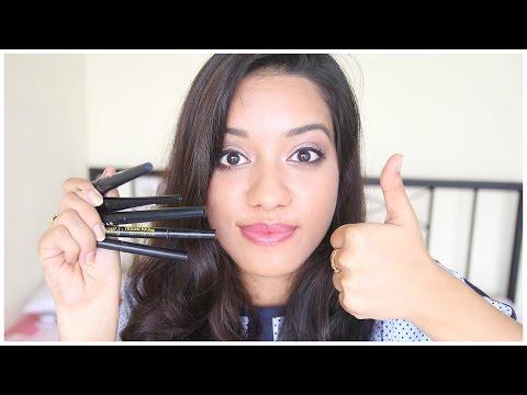 Top 5 Black Liquid Eye Liners   Debasree Banerjee