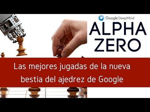 Alpha Zero: Las mejores jugadas (¿de la historia?) de la Inteligencia Artificial de Google