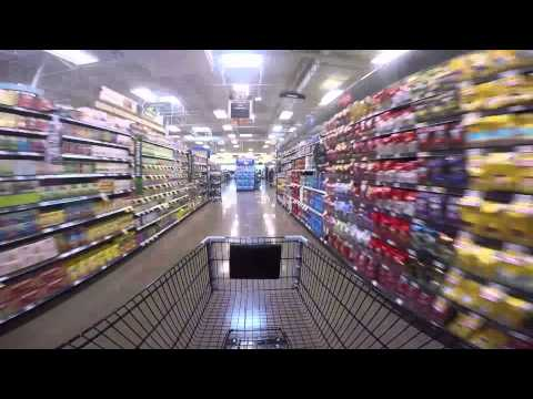 A quick tour of the new Kroger in Versailles