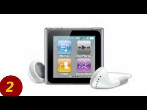 Top 5 MP3 Players on Amazon