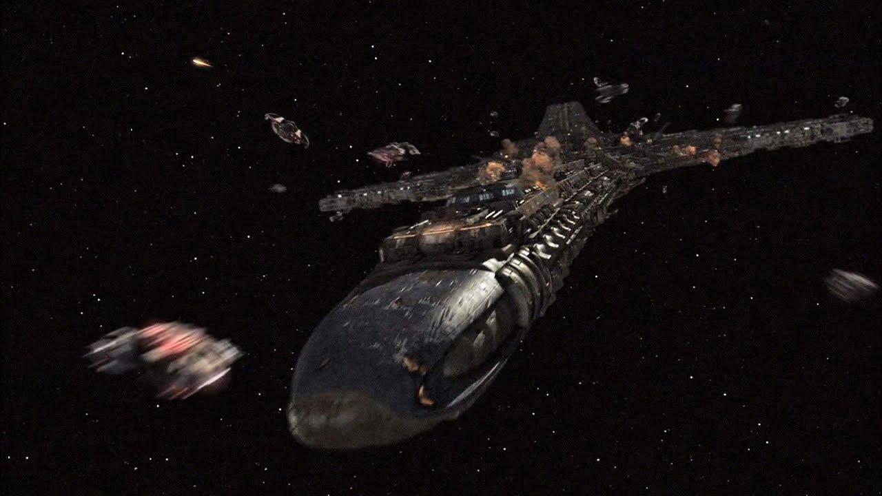 Stargate Raumschiffe