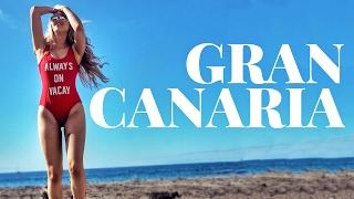 GRAN CANARIA 2017 TRAVEL DIARY