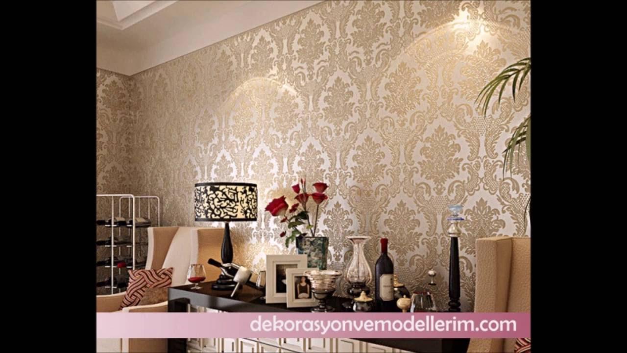 Evinizin herhangi bir odası için 24 duvar kağıdı modeli