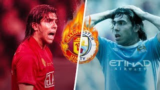 Why is Carlos Tévez the most hated player in Manchester? - Oh My Goal