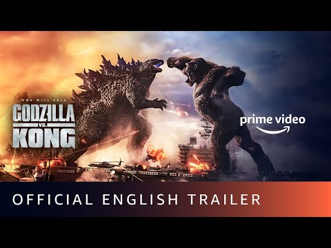 Godzilla Vs. Kong  Official English Trailer | Alexander Skarsgård, Millie Bobby Brown, Rebecca Hall