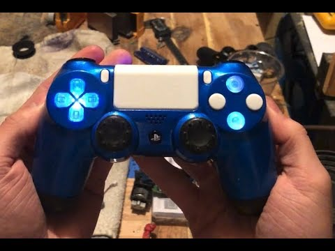 Custom PS4 Controller Mods - How To