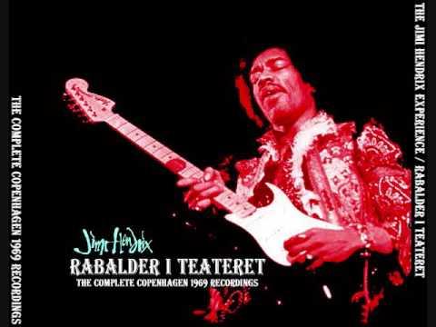 Jimi Hendrix-  The Complete Copenhagen 1969 Recordings- Falkoner Centeret, Copenhagen,  1/10/69