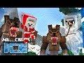 Wir BEFREIEN das DORF vor BÖSEN WERWÖLFEN | Minecraft ICE #3