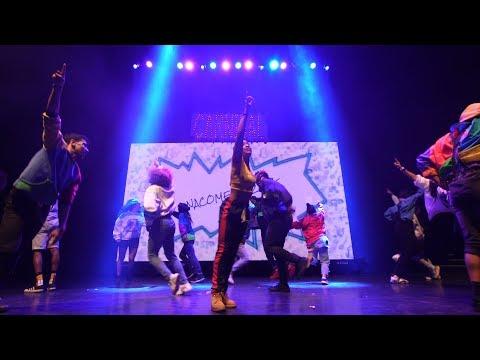 Comfort Fedoke  19th Anniversary Choreographer's Carnival Live Dance Performance