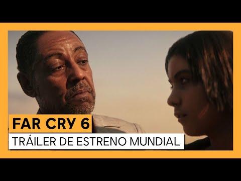 Far Cry 6: Tráiler de estreno mundial | Ubisoft Forward