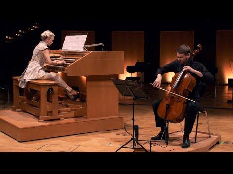 Prière (I. Apkalna / V. Worlitzsch) (Stage@Seven)