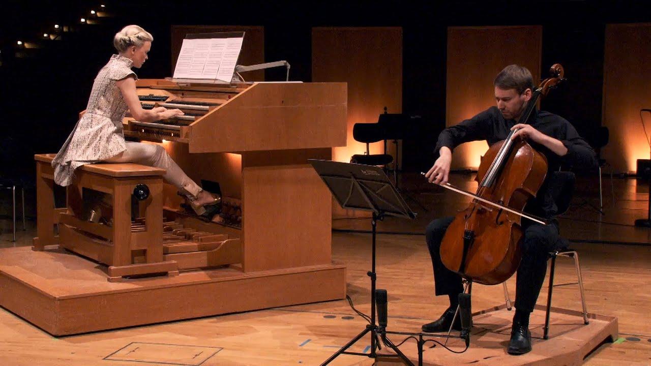 Stage@Seven: Saint-Saëns: Prière – Iveta Apkalna / Valentino Worlitzsch