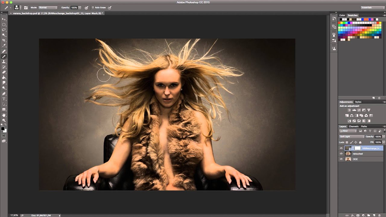 How to replace a backdrop in photoshop in 3 minutes youtube how to replace a backdrop in photoshop in 3 minutes baditri Images