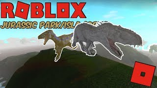 Roblox Isla Sorna - Welcome To Jurassic Park! + The Return Of Isla Sorna!