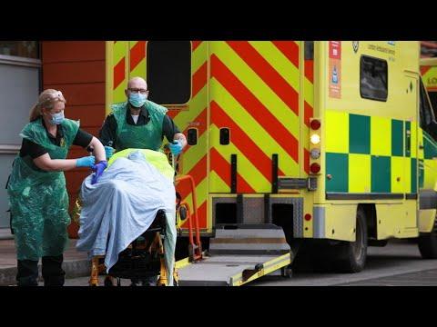 فيروس كورونا: بريطانيا أول بلد أوروبي يتخطى عتبة مئة ألف وفاة وجونسون يتحمل -المسؤولية كاملة-  - 22:59-2021 / 1 / 26