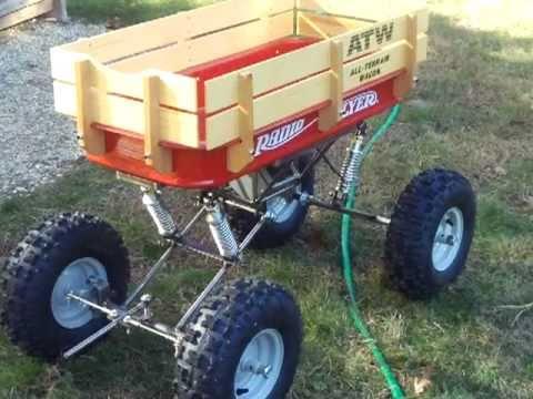 Radio Flyer Wagon Youtube