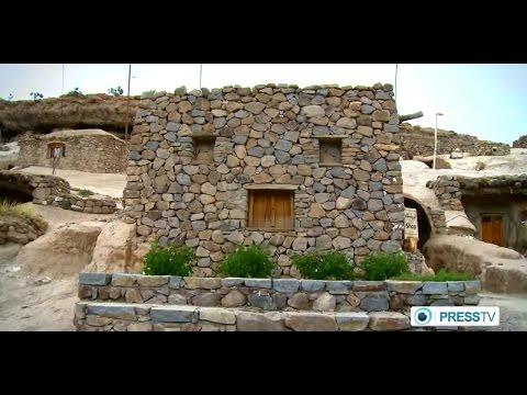 Iran Meymand village, Kerman province روستاي ميمند استان كرمان ايران