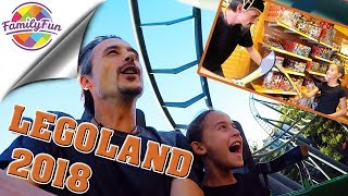LEGOLAND Günzburg 2018 - KINDER Familien Freizeitpark - RIESENSPAß | Family Fun