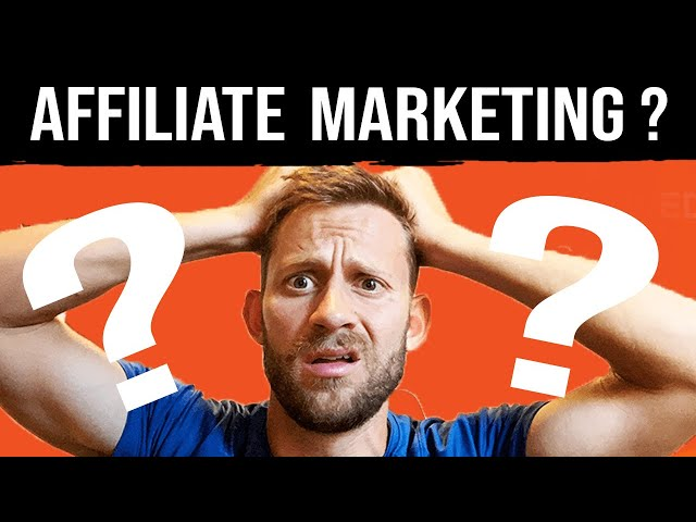Affiliate Marketing For Brand New Beginners [2020]