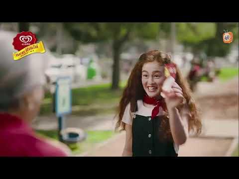 ALGİDA Yoğun Süt Lezzetiyle Algida Maraş Usülü şimdi De çubukta Yeni Reklamı