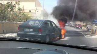 News: Car Burning Malta - 15 June 2012(, 2012-06-15T14:23:39.000Z)