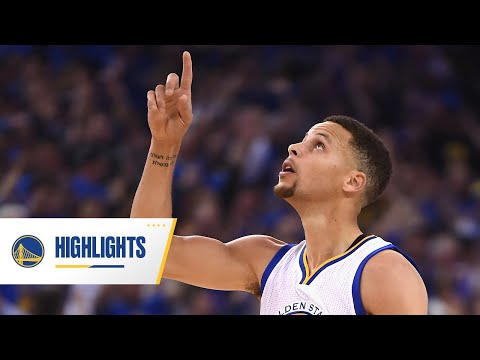 All of Stephen Curry's NBA-Record 402 Three-Pointers from the 2015-16 Season