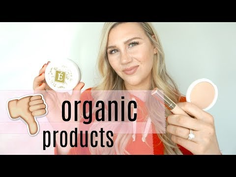 Organic & Non-Toxic Products That Disappointed Me! 🙊 (ft: Au Naturale, Lily Lolo, 100% Pure)