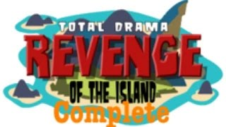 Total Drama Revenge of the Island Complete