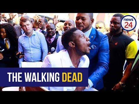 WATCH: #Resurrection challenge - South Africans mock 'resurrection miracle' pastor