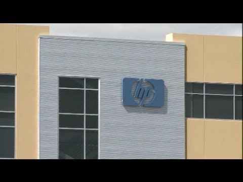 HP announces more job cuts