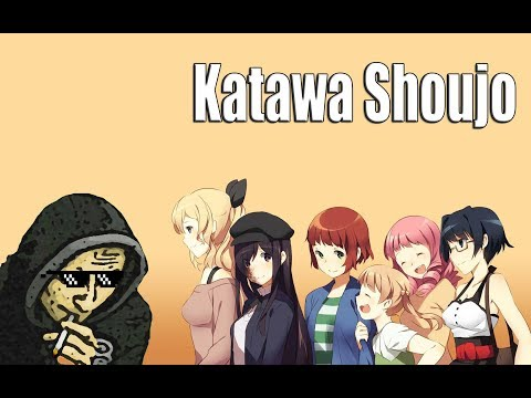 [НОВВЕЛЫ] ОЧЕНЬ ГРУСТНО!!! Прохождение Katawa Shoujo #1