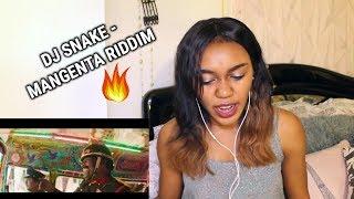 DJ Snake - Magenta Ridim | REACTION | THATVICKEYGIRL