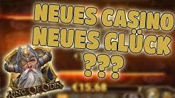 Neues Casino = Neues Glück? | Mit 50€ im Online Casino | Deutsch