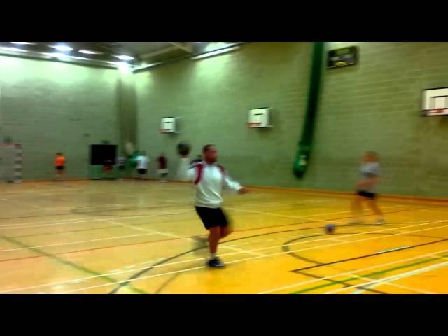 BHC TV - Fastbreaks during training