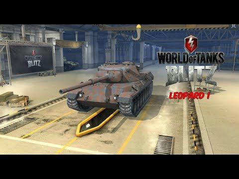 Leopard 1 - World of Tanks Blitz